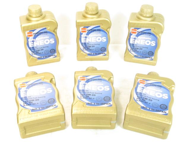 New Eneos 5w20 Synthetic Motor Oil Jdm 1 Case 6 Quarts Ebay